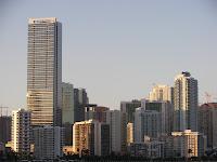 Miami visto desde el Puente