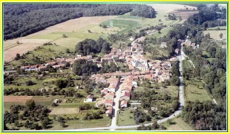 Le village de Saudrupt