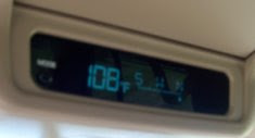 108 degrees
