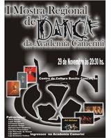 I Mostra Regional de Dança da Academia Camerini