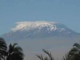 Camping i Amboseli