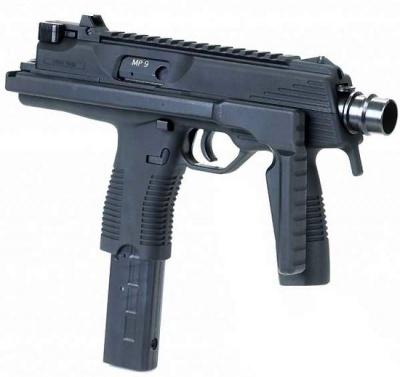 pistolas automáticas
