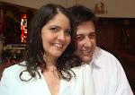 Gabriel nos 25 anos de Casamento de Odete & Paulo