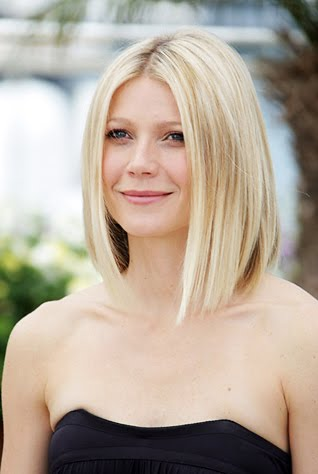 Photos of Gwyneth Paltrow Long Bob Hairstyles