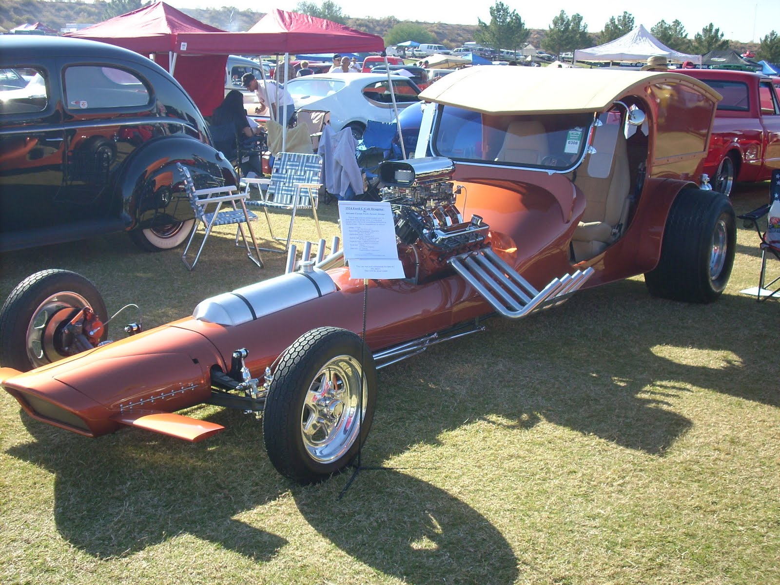 Heritage Tour: Goodguys South West National Hot Rod Show