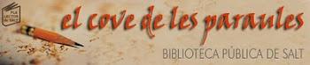 El cove de les paraules de SALT - Curs 2015/16