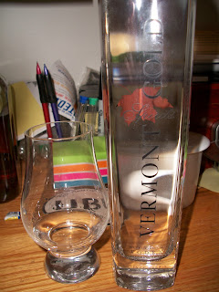 Vermont Gold vodka