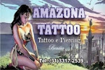...AMAZONA TATTOO...