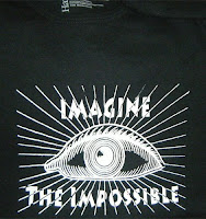 Imagine The Impossible T-shirt