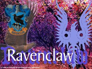 Salão Comunal Corvinal Ravenclaw2