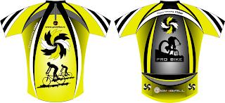 XC Cycling Jersey