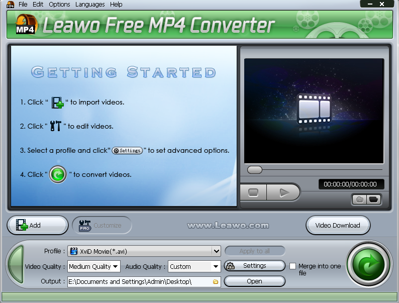Convertire Mp4 In Video Clip 3