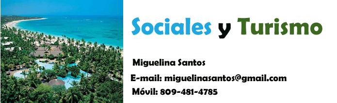 Sociales y Turismo