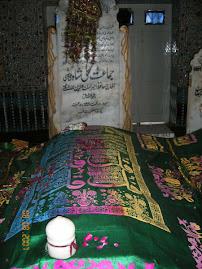 Inside Of Mazar Hazrat Amir-e-Milat