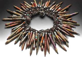 Susan Lenart Kazmer (USA) - colection 'talisman', objets trouvés