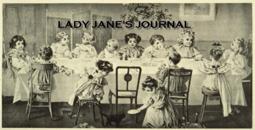 LADY JANE&#39;S JOURNAL