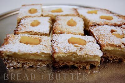 Bread Butter Pineapple Almond Bars