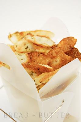 how to make vinegar chips