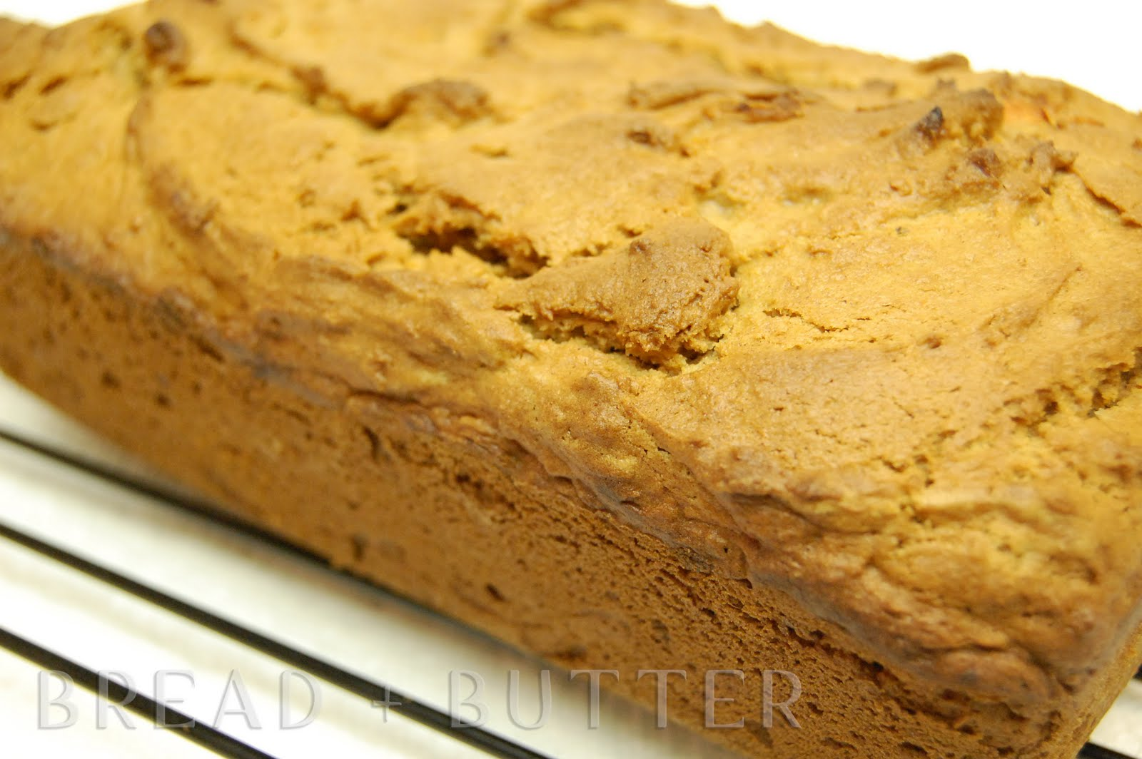 Bread + Butter: Sweet Potato Bread
