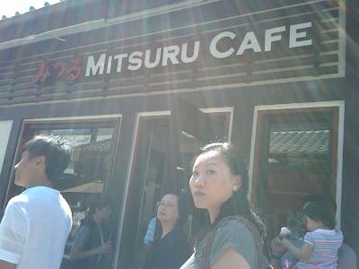 Mitsuru Cafe Los Angeles Ca