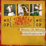 Where oh Where
