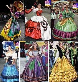 MADRINHAS DAS MARCHAS DE LISBOA 2009