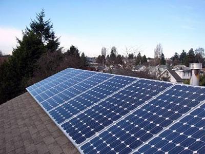 Kits panneaux solaires et oliennes utilisation du for Prix des panneaux solaires