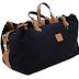 Calabrese Navy Pompei Weekend Bag