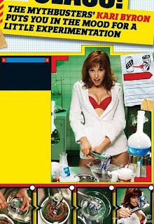 Pics of Kari Byron FHM Playboy Cover