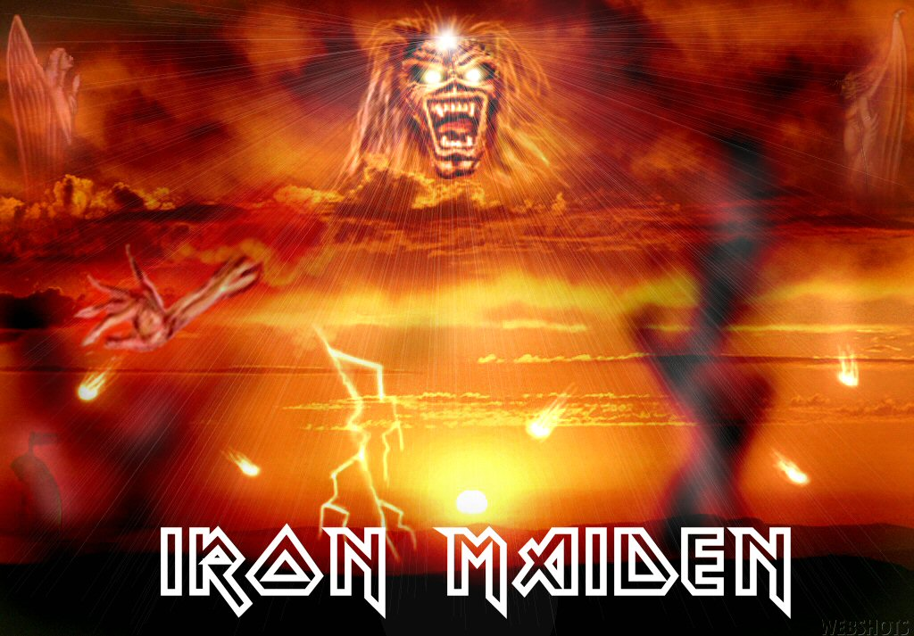 metal wallpaper. Metal Music Wallpaper: Iron