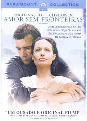 Filme Poster Amor Sem Fronteiras DVDRip RMVB Dublado