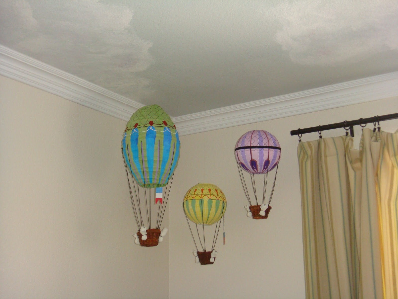 Imagine Out Loud Hot Air Balloon Lanterns