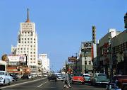 Andersen's RestaurantLos Angeles, 1954