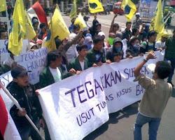 Aksi Gabungan Kota & Kab Sukabumi