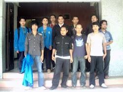 Pelantikan PC PMII Kota Sukabumi