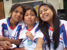 """Alumnas del 6º """"A"""" - 2008"""