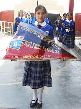 PRIMER PUESTO EN CONCURSO DE ESCOLTAS - 2010