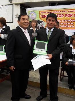 Entrega de Laptop XO