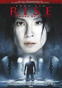 Rise: Cazadora de sangre Poster