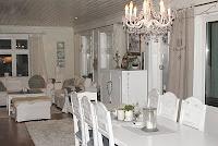 Stuen vår.