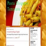 Pasta Blogspot Template