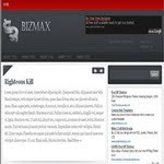 Blogspot BizMax Template