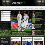 Download Sport Portal Template