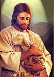 Jesus é amor.