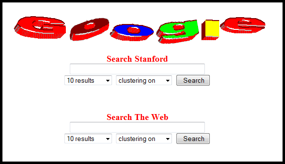 how to get on google search first page