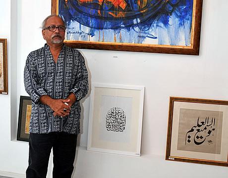 arto craft mashkoor raza pakistan s famous artist master of