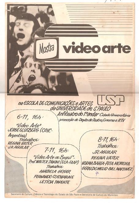 Vídeo arte USP