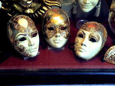 Mascara De Carnaval Em Gesso Fa  A Voc   Mesmo
