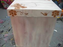Pátina na madeira