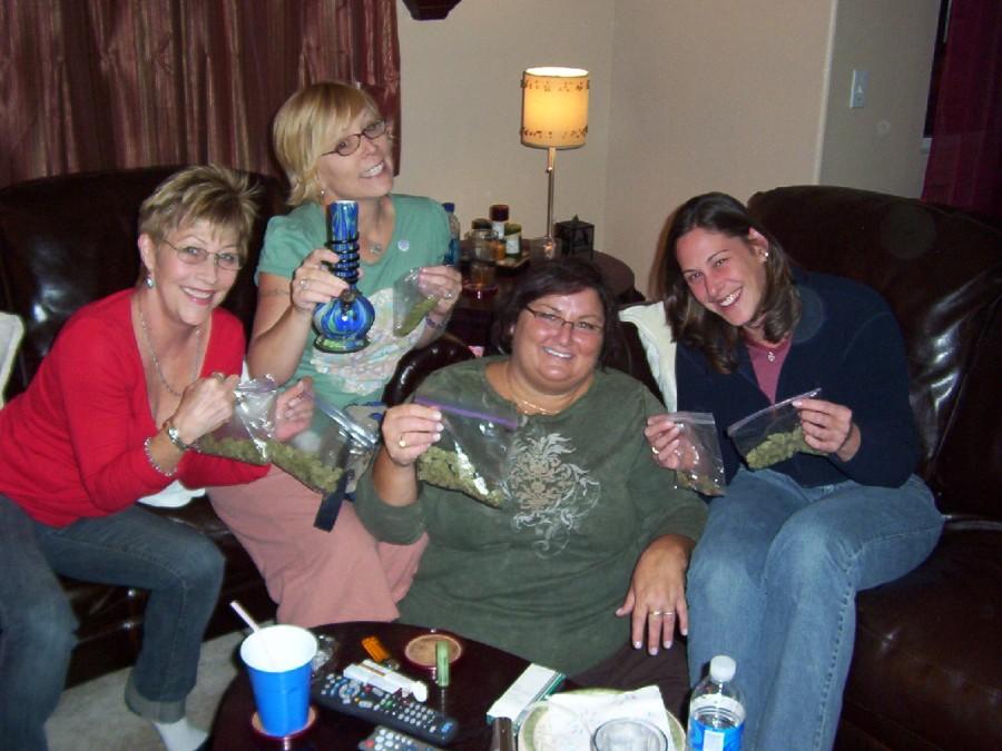 Pot Ladies